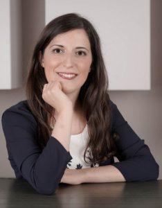 Foto dell'interprete e traduttrice Roberta Rocchi